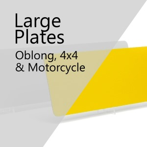 Plate Media for Large Plates